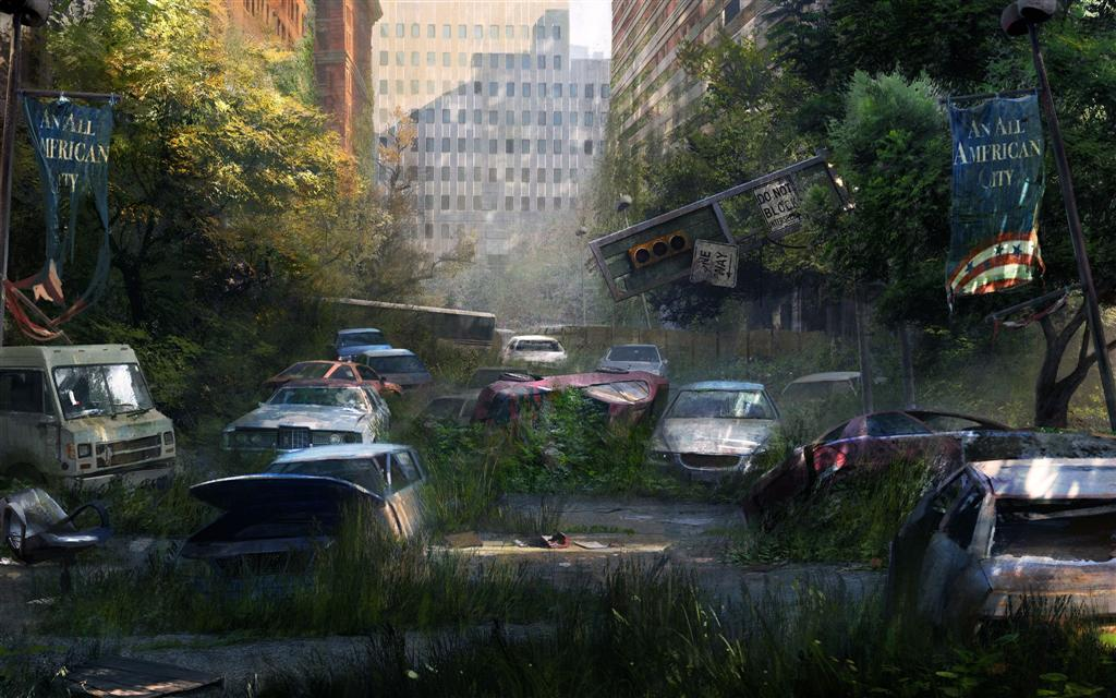 The Last of Us HD & Widescreen Wallpaper 0.937239415933504