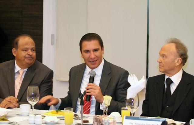 Gobernador promueve presupuesto 2012