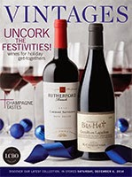 LCBO Wine Picks from December 6, 2014 VINTAGES Release