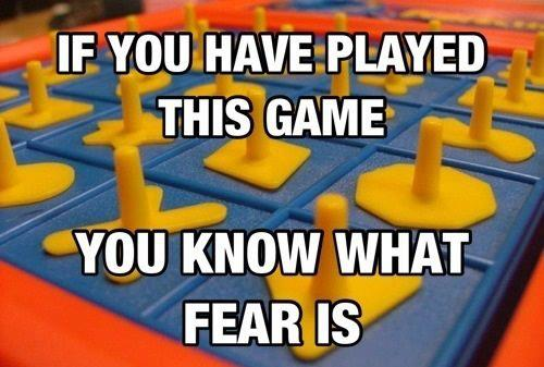 If You Have Played This Game