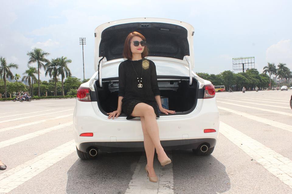 Người đẹp và xe Mazda| Miss Mazda Show