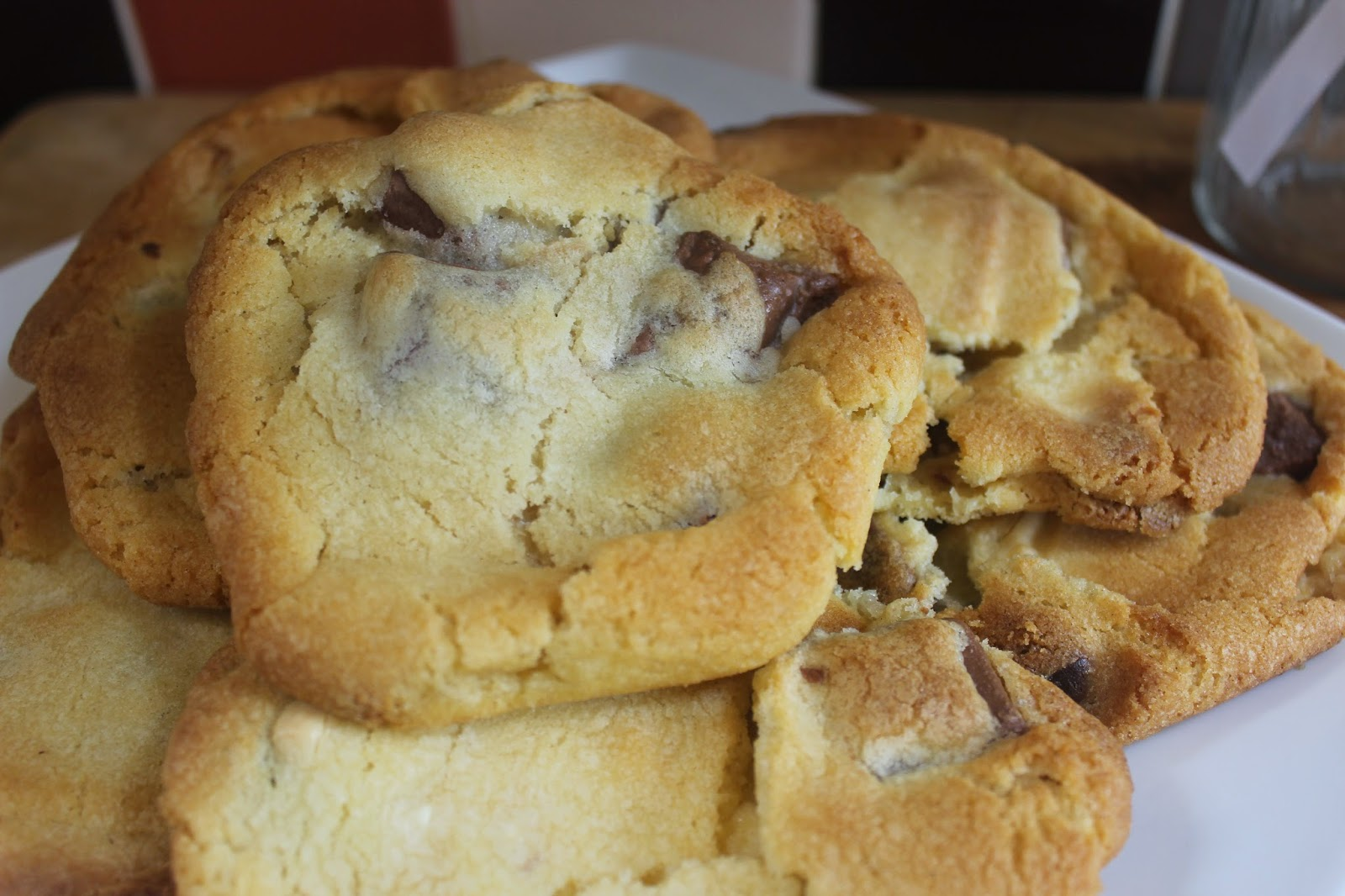 Chocolate Chip Cookies Recipe | Alexandra Stephens