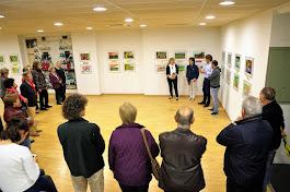 """Exposició a """"Cal Figarot"""" seu dels Castellers de Vilafranca"""