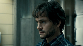 Hugh Dancy as Will Graham on Hannibal