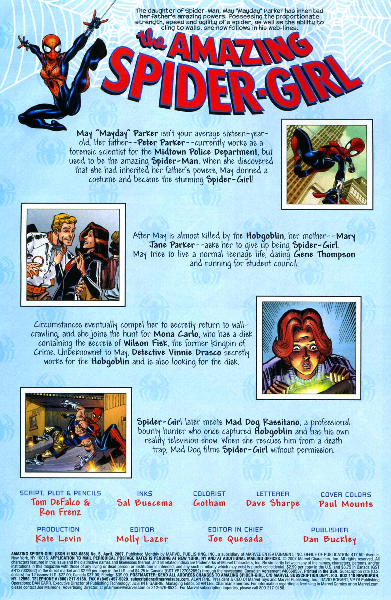 Amazing Spider-Girl #5 #26 - English 3