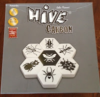 Sixth best two player game is Hive
