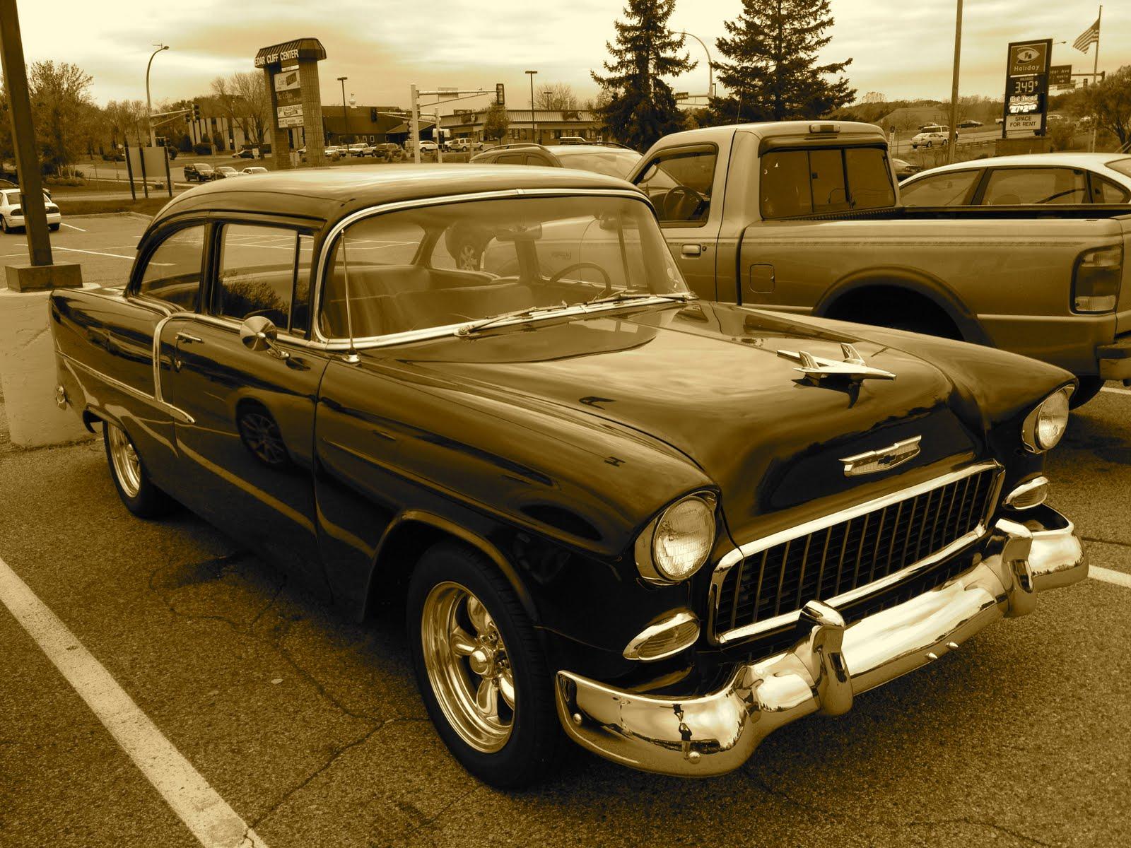 Eagan Daily Photo: Cool classic car