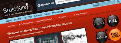 5 Situs Download Brush Photoshop Gratis