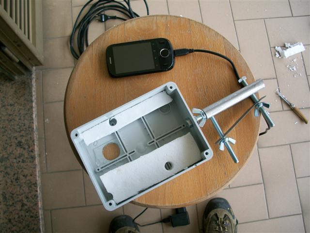 Foicam costruire una webcam esterna for Scatole elettriche esterne