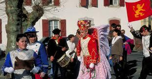 Mascarades 2013 en Soule au Pays basque