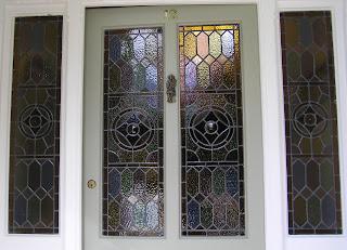 stained glass Beckenham