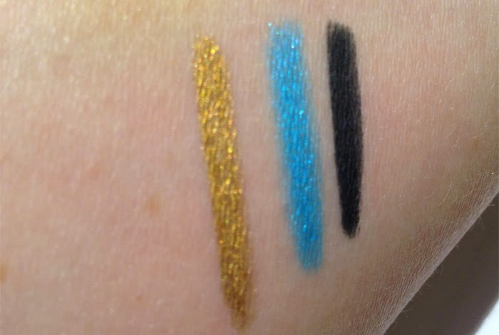 Max Factor Excess Intensity Longwear Eyeliner recensione e swatches