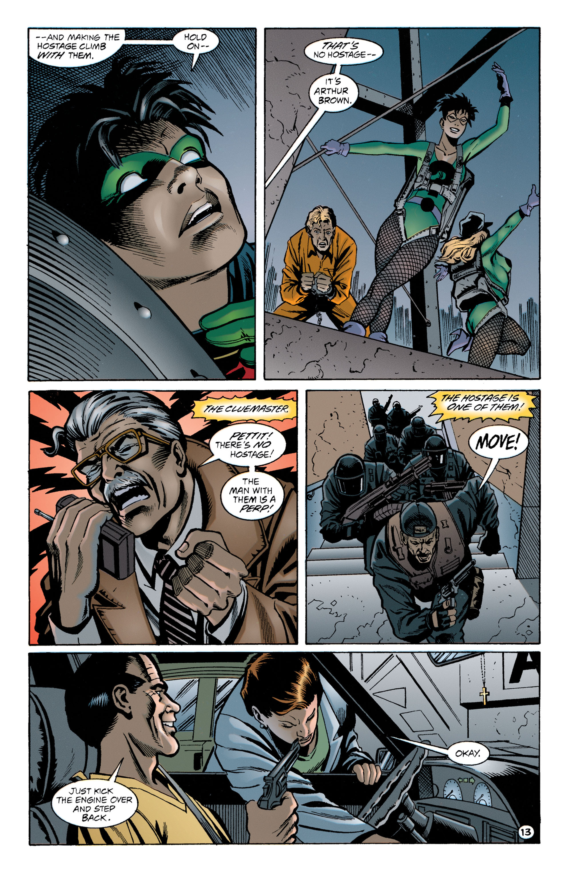 Detective Comics (1937) Issue #705 Page 14