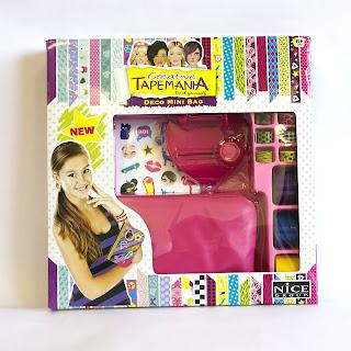 confezione vetrina di Creative Tapemania Deco Bag