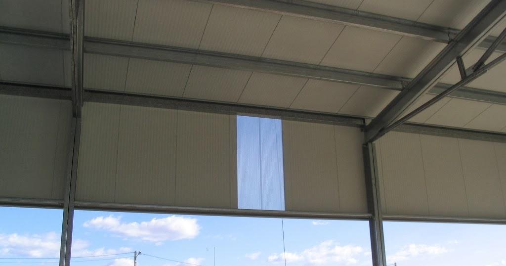 Tejados para garajes techados para polideportivos for Tejados prefabricados