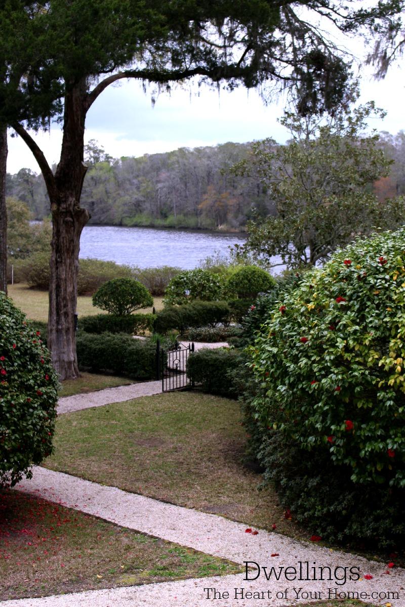 Southern plantation gardens