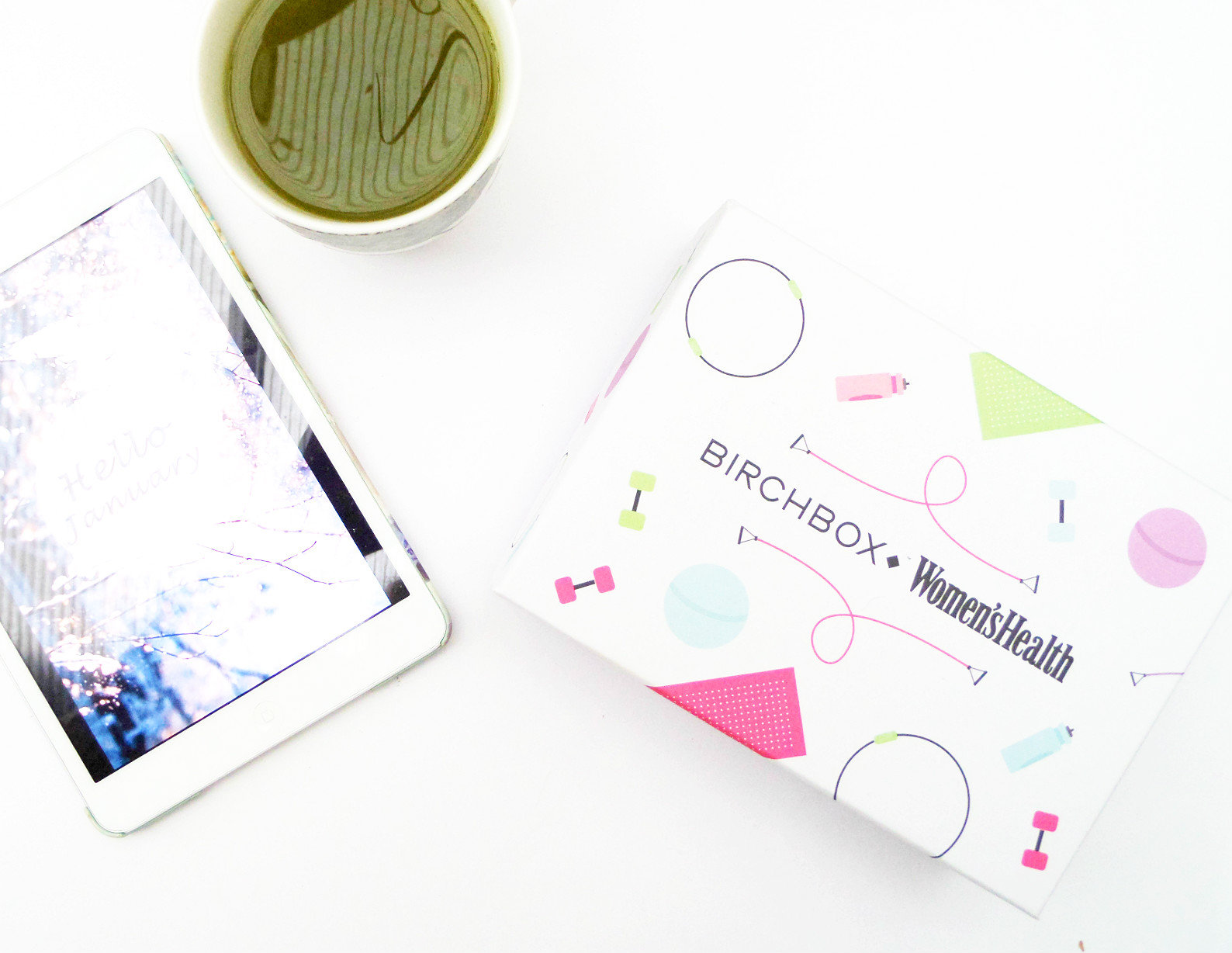 January Birchbox | Womens Health