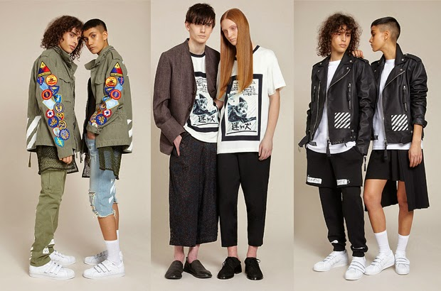 Agender Models Selfridges