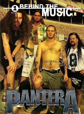 Pantera-Behind the Music