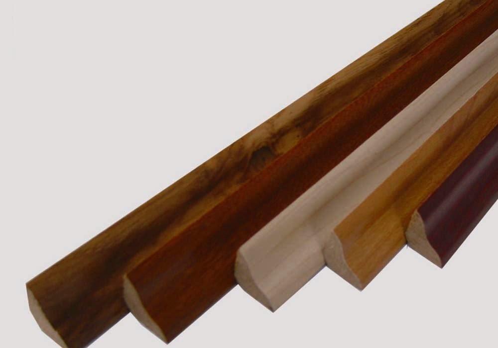 que es un junquillo de madera