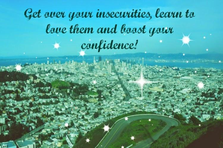 confidence, body confidence, self-esteem, insecurities