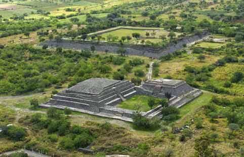 Zona Arqueológica Peralta, Abasolo