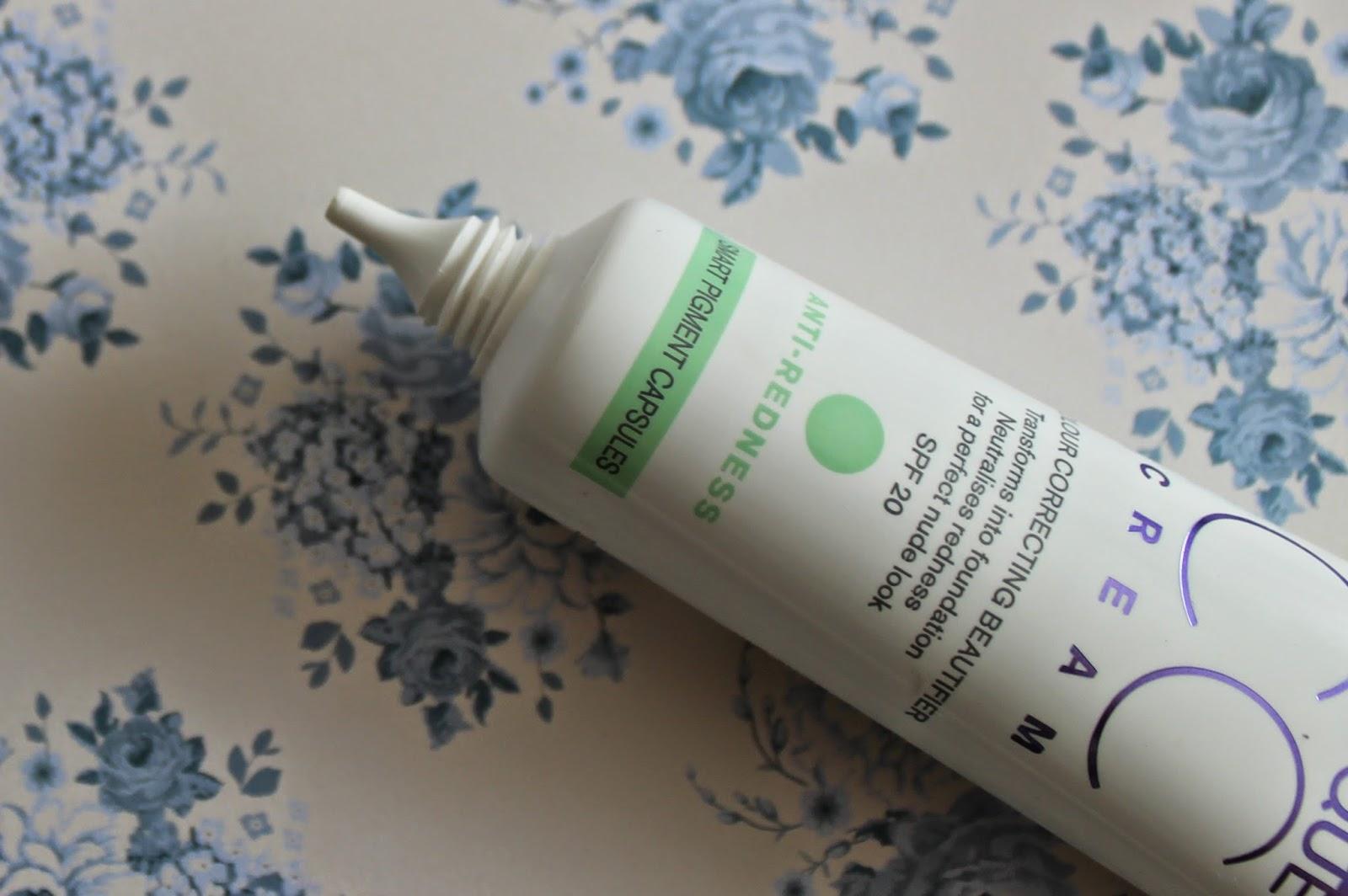 loreal anti redness cc cream