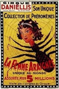 Les Femmes-Araignées tissent leurs toiles dans les Rétro-Galeries...