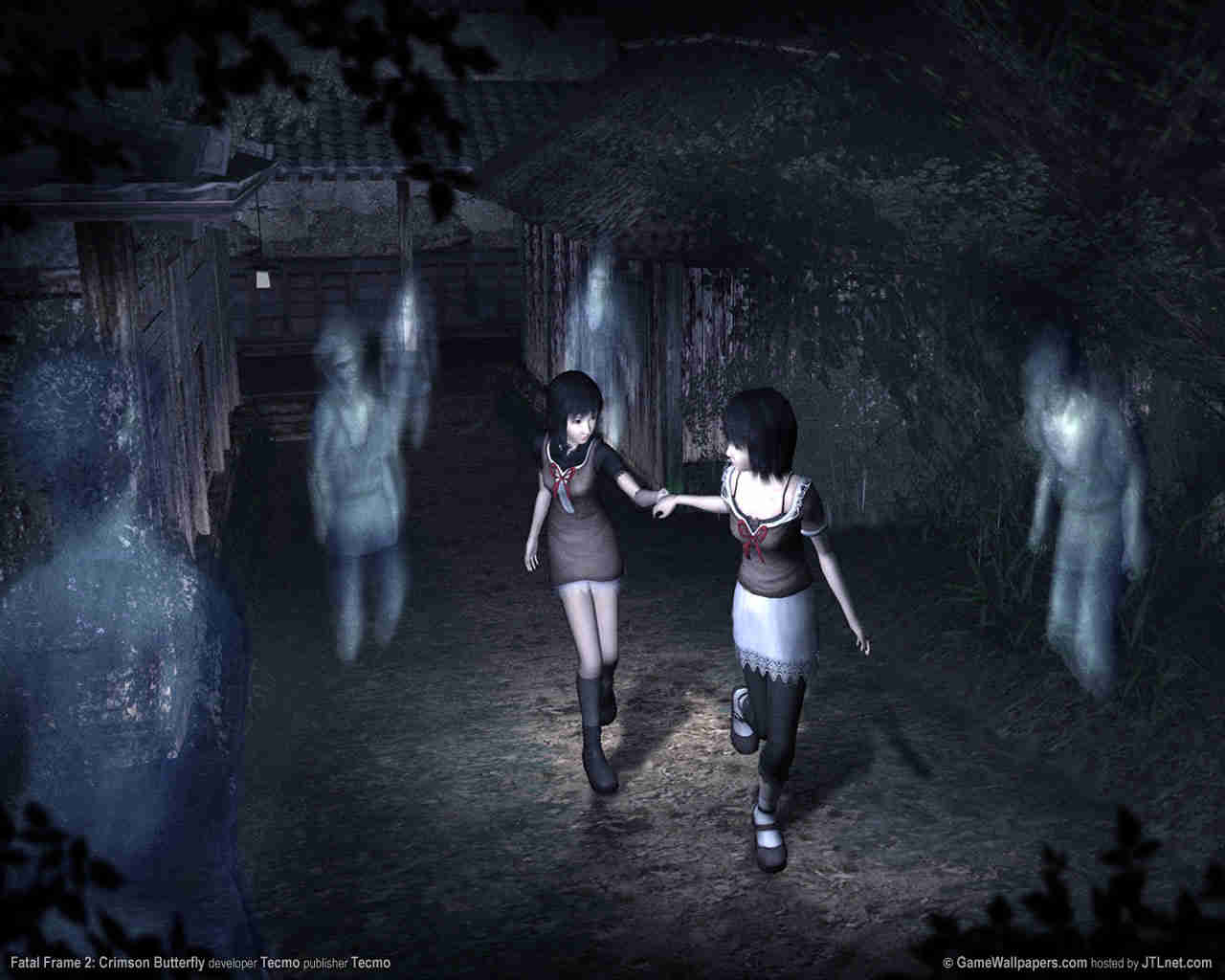 Fatal Frame 2 (II) Crimson Butterfly Game For PC Free Download Full ...