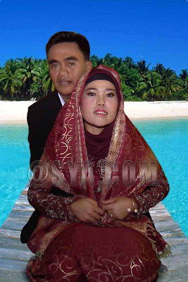 Paket Photo Pra Wedding SYACOM