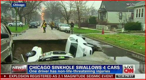 Chicago sinkhole randommusings.filminspector.com