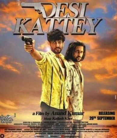 Desi Kattey quick movie review