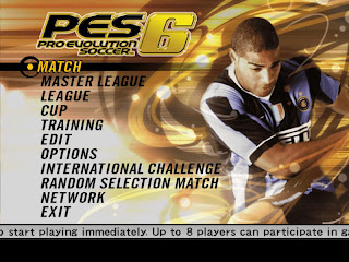 Download Update Transfer Pemain PES 6 Oktober 2012
