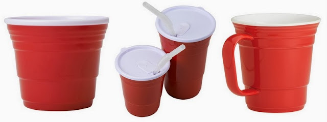 Red Cup Living partyware