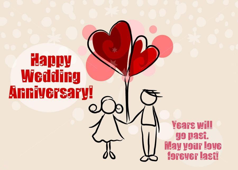 Happy st wedding anniversary quotes quotesgram