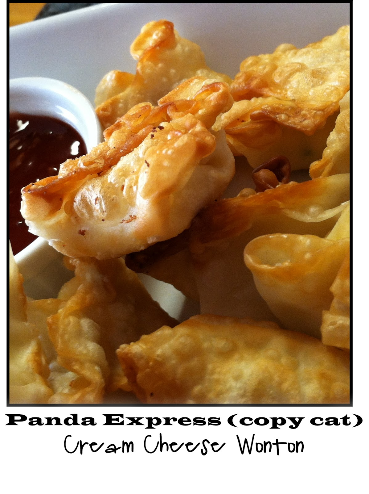 MOMS CRAZY COOKING: Panda Express Cream Cheese Wonton {TWC Linky Party ...