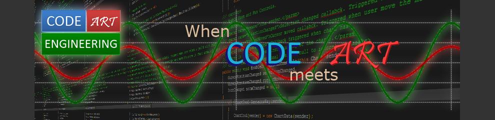 Code Art Engineering