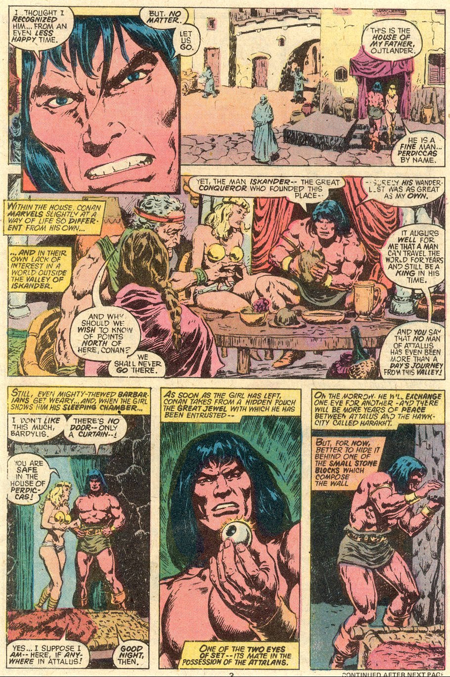 Conan the Barbarian (1970) Issue #80 #92 - English 4