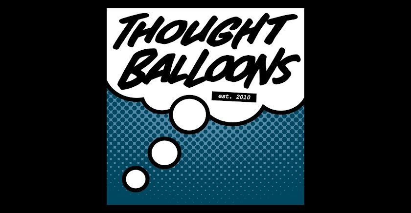 Thought Balloons - Creating Comics One Page At A Time