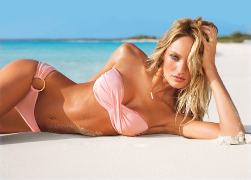 Candice Swanepoel , Victoria's Secret