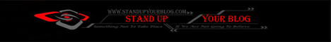 Stand Up Your Blog