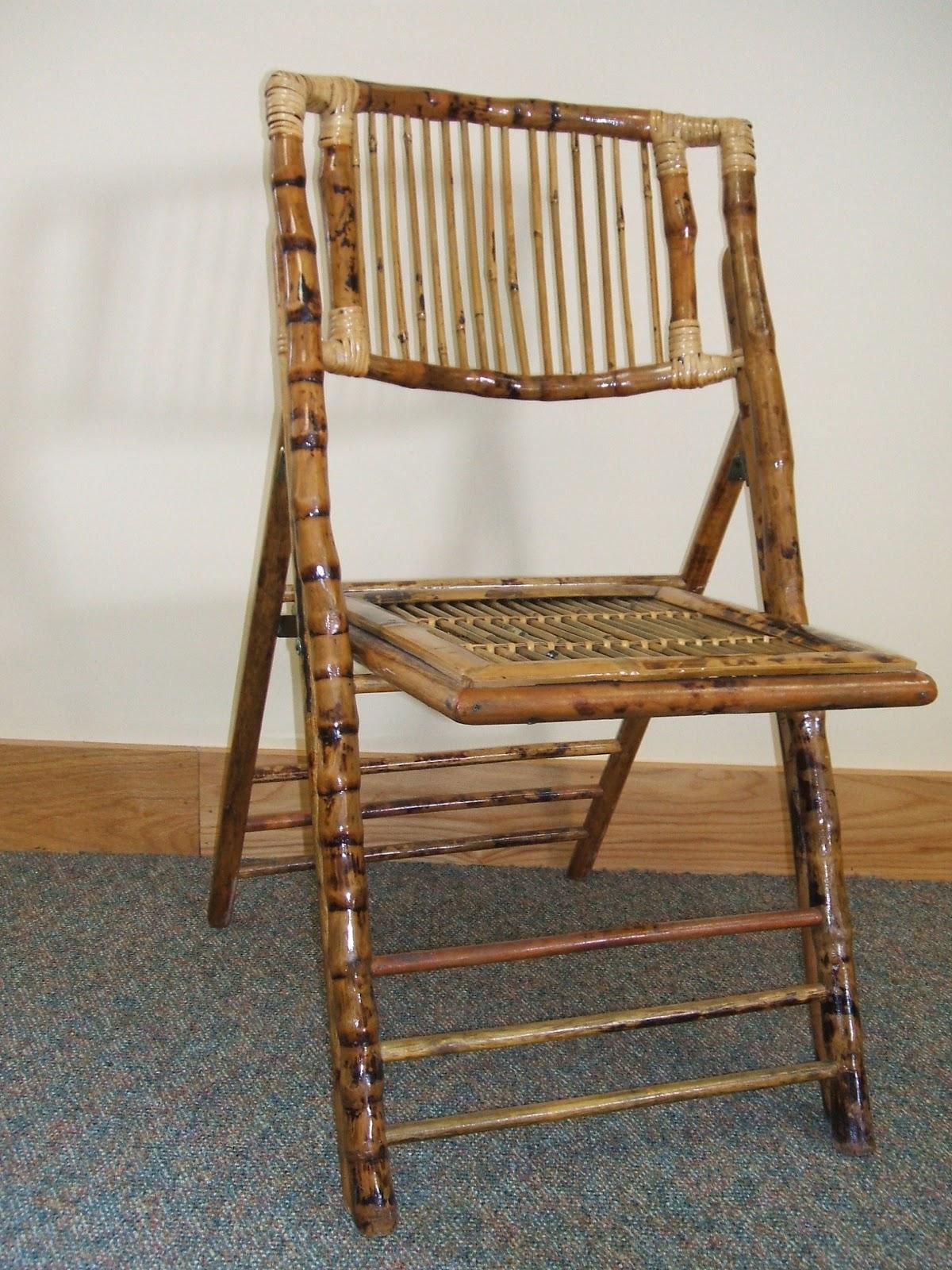Bamboo Chairs Craft Photo