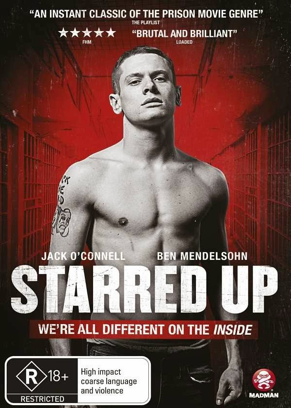 Il Ribelle – Starred Up streaming ITA 2015