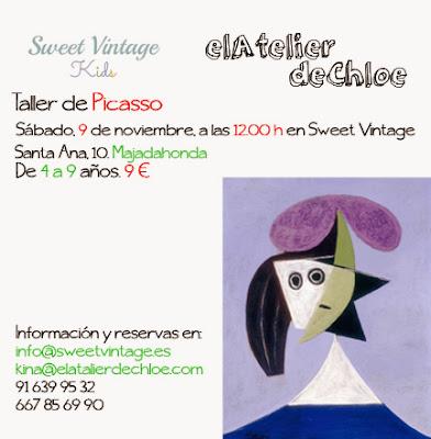 {el Atelier de Chloe} - Taller de Picasso