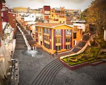 Barrio de Xallitic(Xalapa)