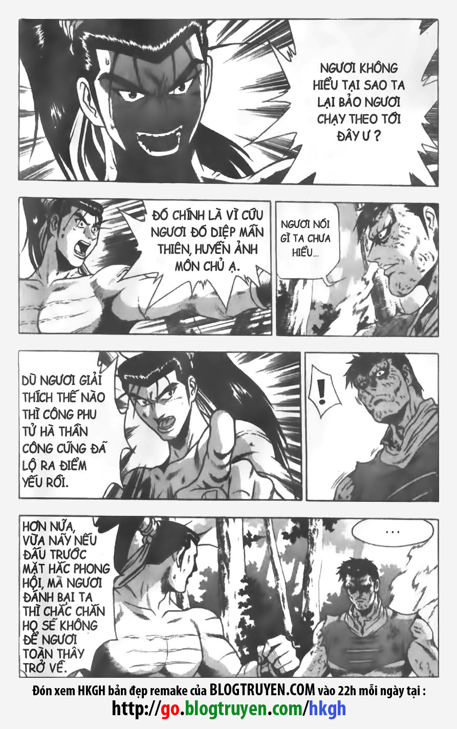Hiệp Khách Giang Hồ chap 151 page 19 - IZTruyenTranh.com