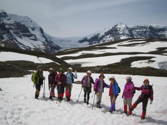 カナダの森で: 6月 2012