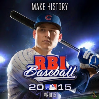 R.B.I Baseball 15-CODEX PC Game
