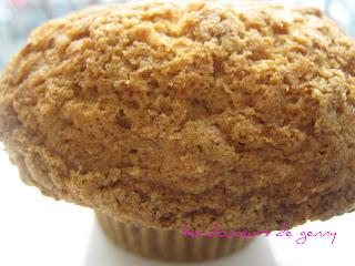 recettes legumes  Muffin au  son