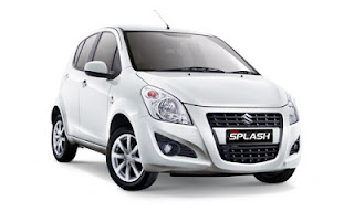 Suzuki New Splash Putih